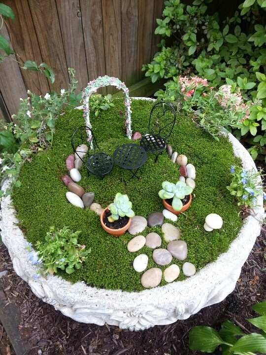 22 best images about Fairy garden on