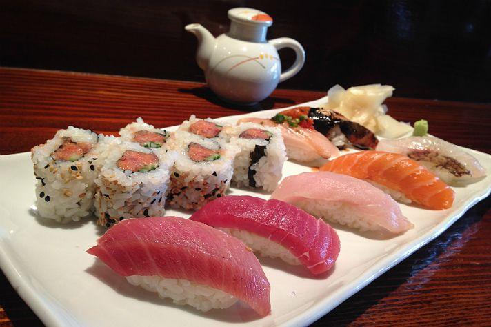 Best Sushi deals