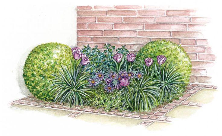 25 b sta id erna om segge p pinterest gartenbepflanzung vorgarten ideen och skuggtr dg rd. Black Bedroom Furniture Sets. Home Design Ideas