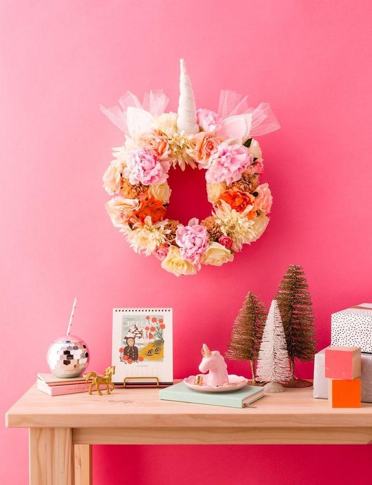 Mädchenzimmer deko  694 best Kinderzimmer images on Pinterest | A unicorn ...