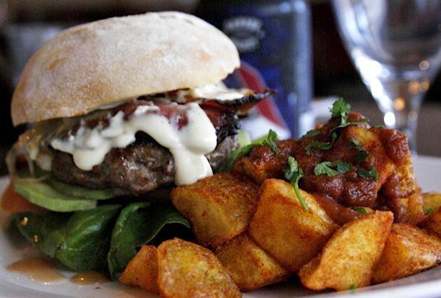 El Matador #WellyOnaPlate #BurgerWelly