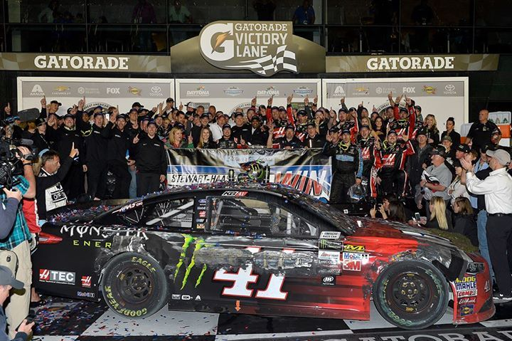 "FORD – Huge congrats to our Ford Performance family of teams for dominating Daytona 500… Huge congrats to our Ford Performance family of teams for dominating Daytona 500![fb_vid  id=""10154924872858820″]Victory for Ford Fusion!  Congratulations to Kurt Busch and..."