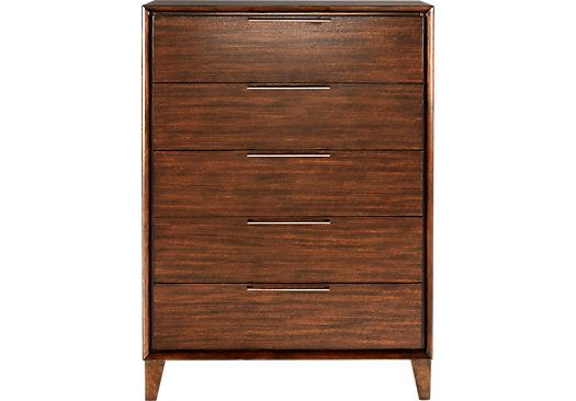 Shop for a Sofia Vergara Cimmaron Brown Chest at Rooms To Go. Find Chests that will look great in your home and complement the rest of your furniture.