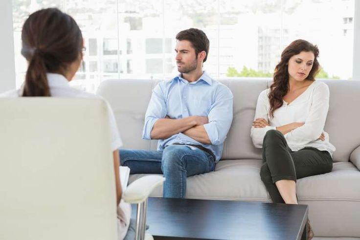 ζευγάρι χωρισμός σύμβουλος γάμου