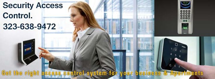 Access Control Solutions. Access control presents a completely best new way for people and business owners to feel secure and gain control over their residential or commercial areas.