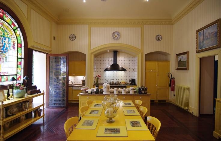 Monet Kitchen // Hotel Palma de Mallorca - Majorca