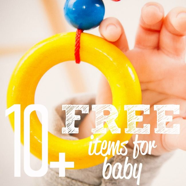 how to get free stuff for your baby