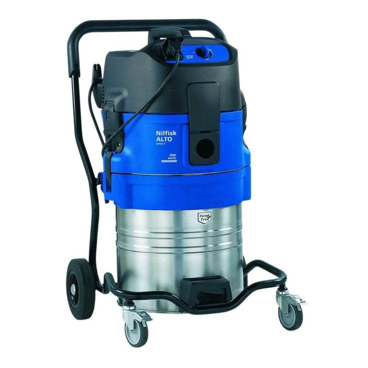 19 Gal. Tool Start and Auto Filter Clean Contractor-Grade Wet/Dry Vac, Blues