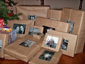 Favorite Christmas Gift Wrapping Ideas by bowneh