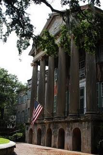 College of Charleston. Charleston, SC. Such beautiful Southern elegance.