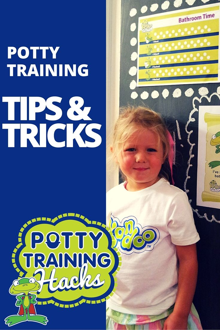 Whether you're potty training boys or girls, these potty training tips and tricks will have your kids well on their way to saying goodbye to diapers.