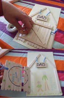 Festa del papà - Maestra Agnese