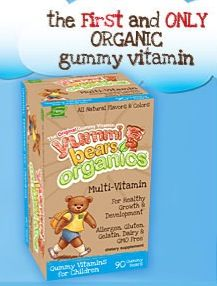"""So for all those that feel better about taking (or giving their kids) a regular multivitamin, here are a few """"cleaner"""" options..."""