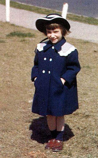 Patti Smith (born Patricia Lee Smith in Chicago 1946)