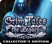 Grim Tales 2: The Legacy Collector's Edition #hiddenobject #onlinegames