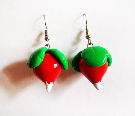 radish earrings lovegood radish earrings harry 9593