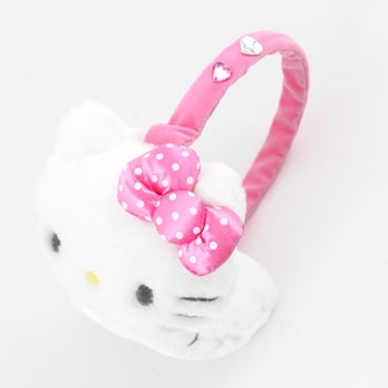 Hello Kitty Ear Muff