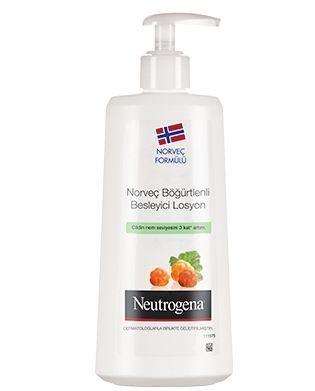 Neutrogena Norveç Böğürtlenli Besleyici Losyon 400 ml ::