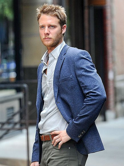 Star Tracks: Wednesday, August 6, 2014 | I HEART NY | Jake McDorman gives the camera a little TLC Tuesday on the N.Y.C. set of his new ABC series Manhattan Love Story.