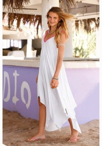 Dlhé asymetrické šaty #ModinoSK