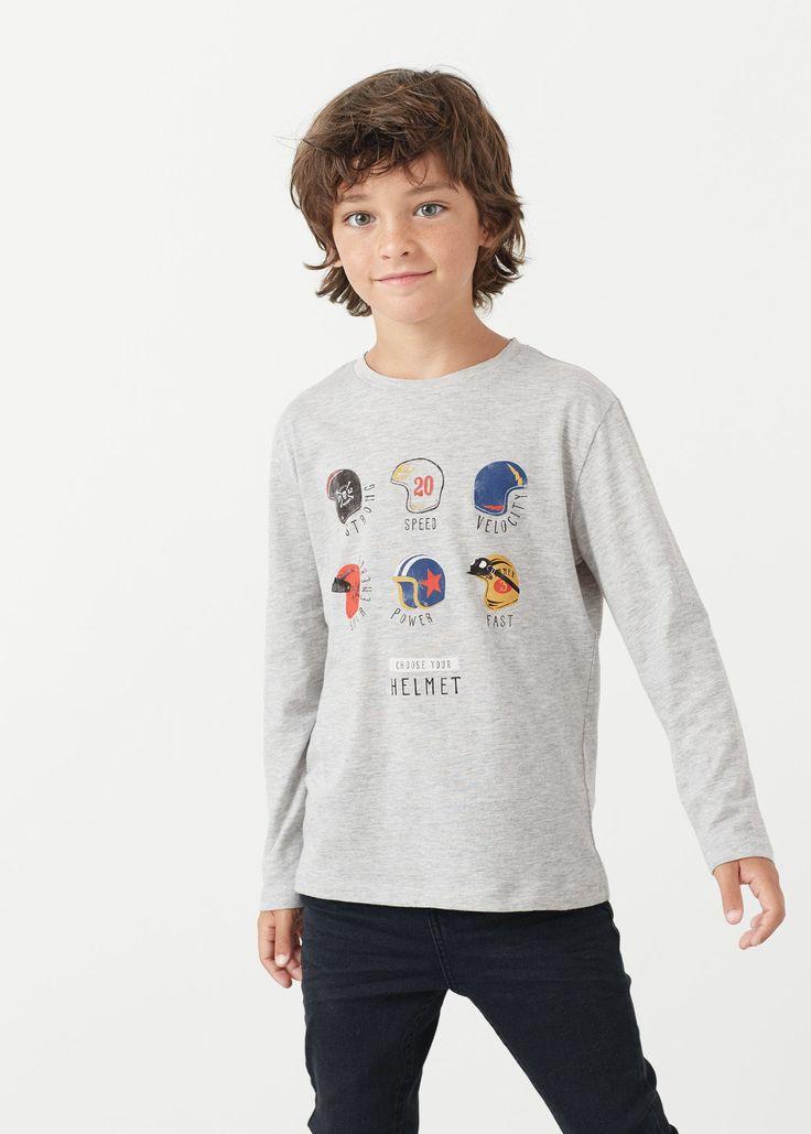 Image cotton t-shirt -  Kids | MNG Kids Australia