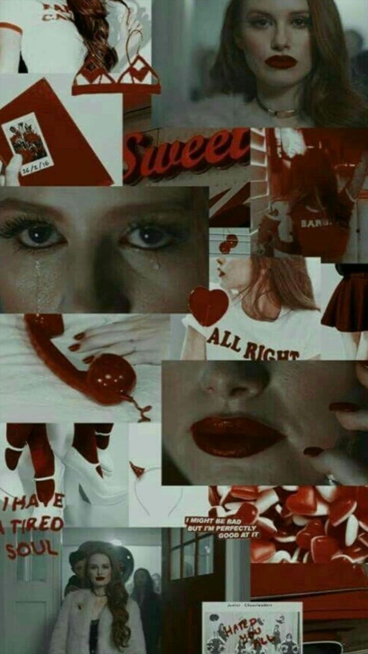 "Pin By Н'Šð'""𝒂𝒅𝒐𝒓𝒂 On Wallpapers Riverdale Riverdale Wallpaper Iphone Cheryl Blossom Riverdale"