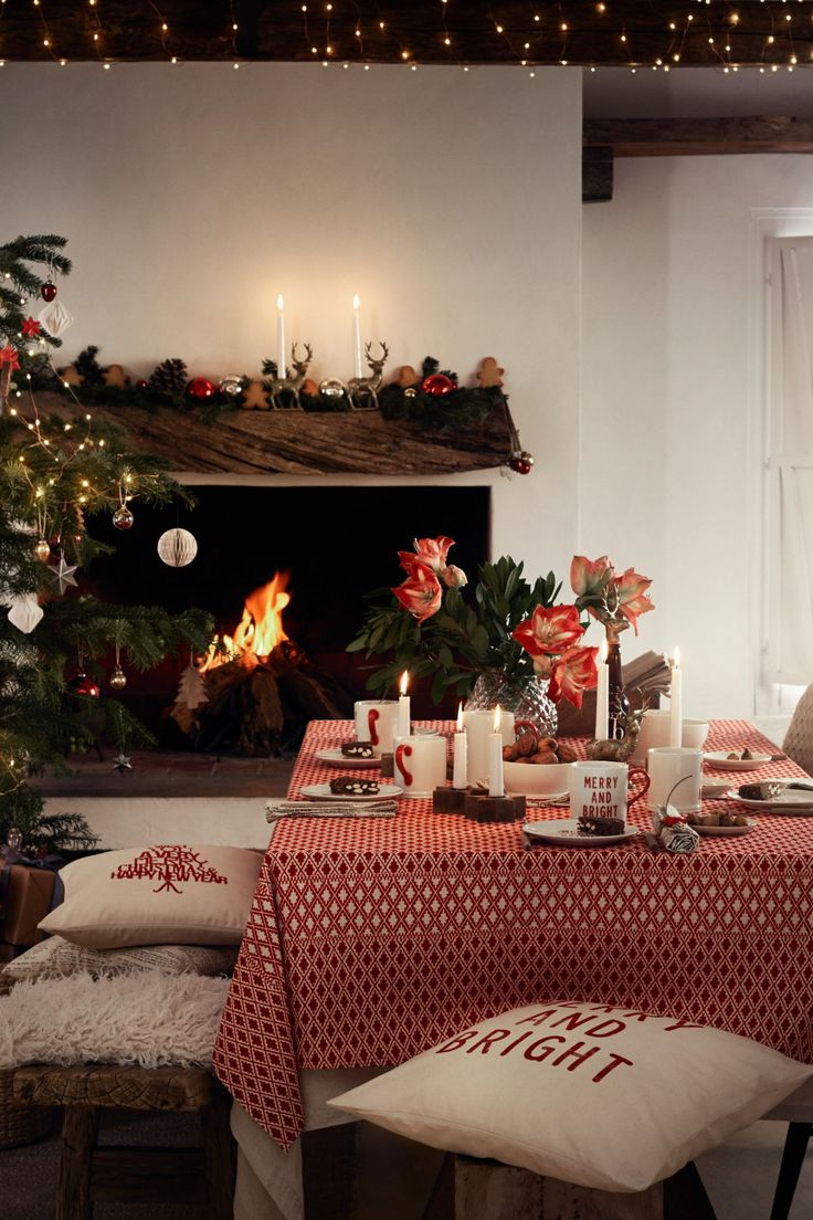 216 best HM home images on Pinterest   Christmas 2017, Christmas ...
