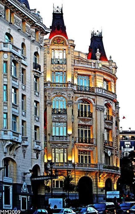 Carrera de San Jerónimo, Madrid, Spain