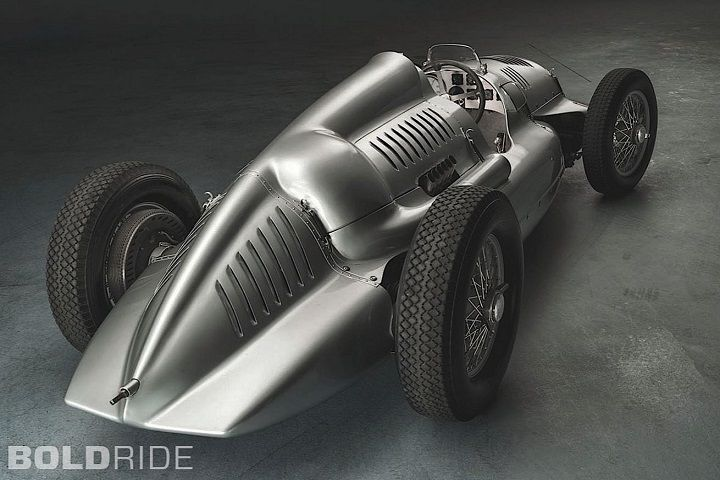 1939 Audio Auto Union Type D