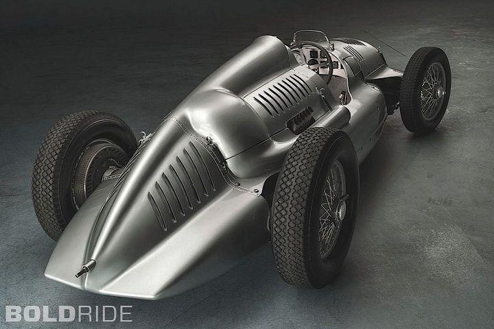 1939 Audio Auto Union Type D