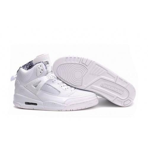 Air Jordan Spizike All White Grey $58.00 · Nike Air Jordan RetroAir ...