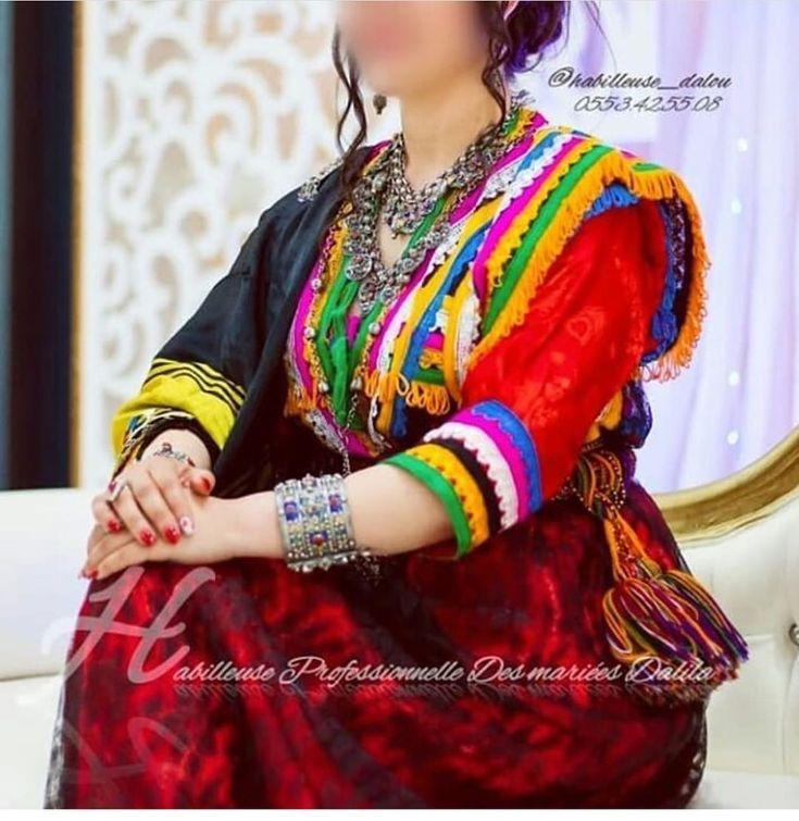 Cautand Kabyle Femeie din Bejaia