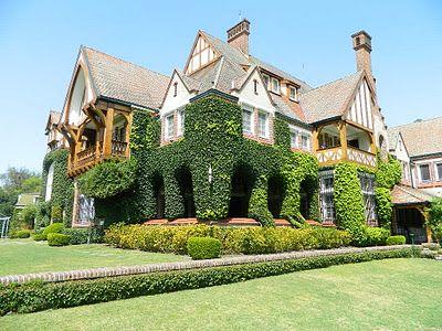 Estancia Villa Maria, Argentina