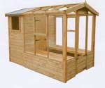 Garden Sheds | Timber-Metal-Steel Sheds | Sectional Buildings | Storage Sheds for Garden