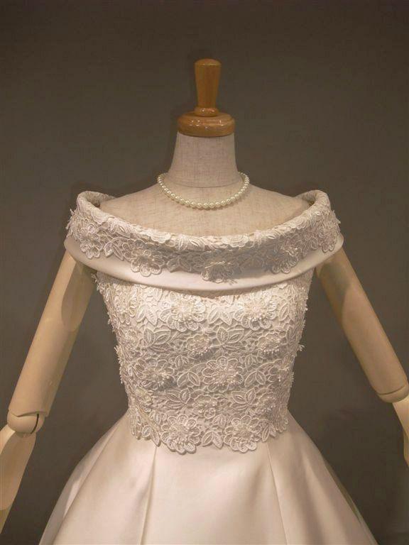 ミカドシルク ウェディングドレス レンタル