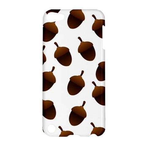 iPod 5 Cute Acorns Pattern iPod Touch 5 5G 5th Case Cover