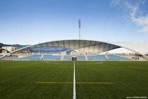 Stade Leo Lagrange,© Sergio Grazia