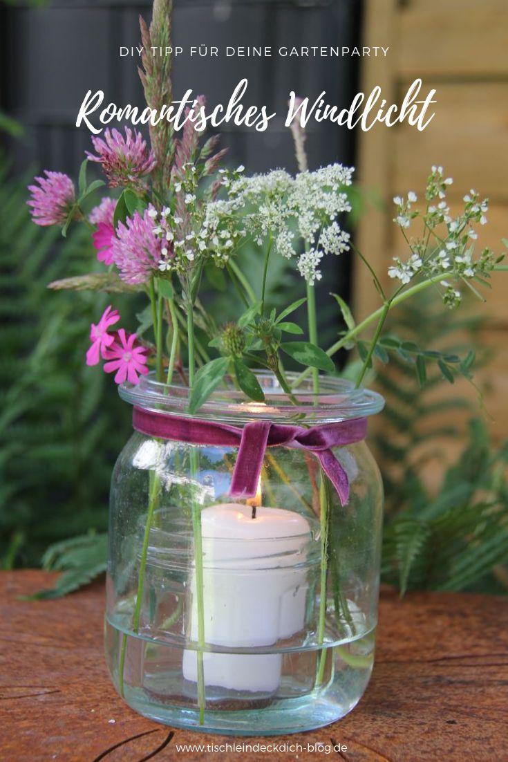 Das ist Fix Nr. 52 – Laternen mit Wiesenblumen