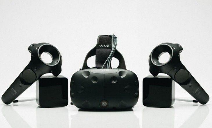 ONE: Vive Pre, la segunda versión de los lentes  de Realidad Virtual de HTC #CES2016