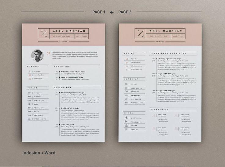 Mejores 8 imágenes de Resume and Cover Letter en Pinterest ...