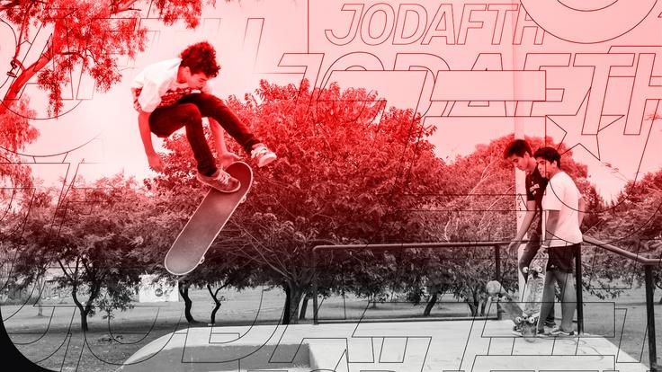 Niko volando! Riders de Jodafth!!