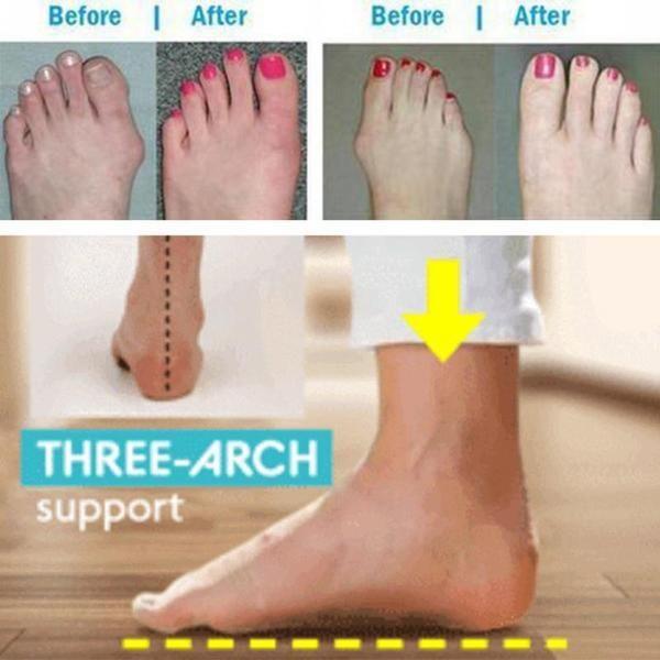 Bestwalk Orthopedic Premium Toe Corrector Sandals 5econds Bunion Shoes Orthopedic Sandals Bunion