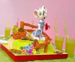 Generous Mouse Cake