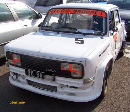 Simca 1000 Turbo 3