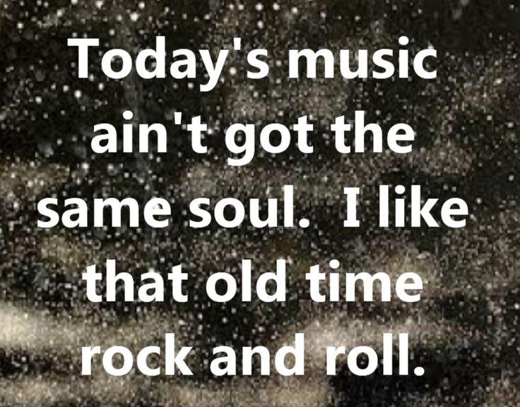 Bob Segar - Old Time Rock and Roll - song lyrics, song quotes, songs, music lyrics, music quotes