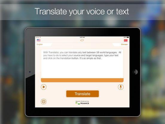 SAVE $5.99: Translator HD !! gone Free in the Apple App Store. #iOS #iPhone #iPad  #Mac #Apple