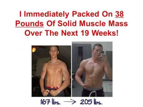 How To Build Muscle For Hardgainers