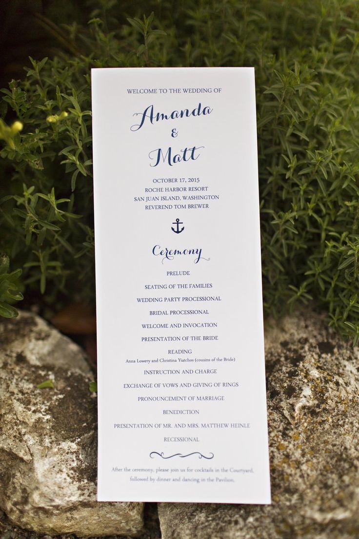 A Roche Harbor Resort Seattle Wedding