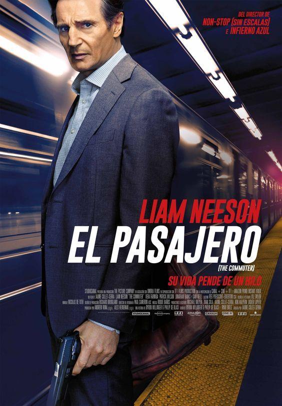 "El pasajero (2018) ""The Commuter"" de Jaume Collet-Serra - tt1590193"