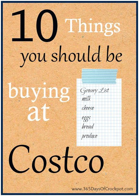 10 of the best deals at Costco